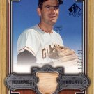 GAYLORD PERRY 2006 SP LEGENDARY CUTS MEMORABLE MOMENTS #MM-GP SP# 101/225 GIANTS AllstarZsports.com