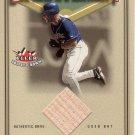 RICKEY HENDERSON 2002 TRIPLE CROWN DIAMOND IMMORTALITY GAME-BAT #4 PADRES AllstarZsports.com