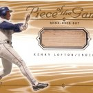 KENNY LOFTON 2001 SP GAME BAT PIECE OF THE GAME BAT #KL CLEVELAND INDIANS AllstarZsports.com