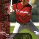 PAT BURRELL 2000 OVATION WORLD PREMIERE #65 ROOKIE PHILADELPHIA PHILLIES AllstarZsports.com