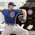 TODD WELLEMEYER 2003 SPX ROOKIES #144 ROOKIE SP# 574/999 CHICAGO CUBS AllstarZsports.com