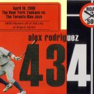 ALEX RODRIGUEZ 2007 TOPPS AROD ROAD TO 500 #ARHR434 NEW YORK YANKEES AllstarZsports.com