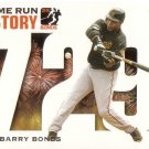 BARRY BONDS 2006 TOPPS HOME RUN HISTORY #BB729 SAN FRANCISCO GIANTS AllstarZsports.com