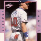 CHIPPER JONES 1998 SCORE ROOKIE TRADED COMPLETE PLAYER #9A ATLANTA BRAVES AllstarZsports.com