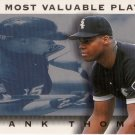 FRANK THOMAS 1995 ULTRA AWARD WINNERS #19 OF 25 CHICAGO WHITE SOX AllstarZsports.com