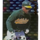 RICKEY HENDERSON 1998 DONRUSS GOLD PRESS PROOF #236 OAKLAND ATHLETICS AllstarZsports.com