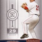 KEITH FOULKE 2005 DONRUSS SIGNATURE SERIES CENTURY SILVER #25 SP 70/75 RED SOX AllstarZsports.com