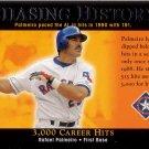 RAFAEL PALMEIRO 2002 UPPER DECK CHASING HISTORY #CH5 TEXAS RANGERS AllstarZsports.com