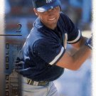DEREK JETER 2000 UPPER DECK GOLD RESERVE SOLID GOLD GALLERY #G5 NEW YORK YANKEES AllstarZsports.com