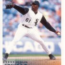 JESUS PENA 2000 CROWN COLLECTION PLATINUM BLUE #61 SP 21/67 CHICAGO WHITE SOX AllstarZsports.com