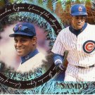 SAMMY SOSA 2000 PACIFIC LATINOS OF THE MAJOR LEAGUES #6 CHICAGO CUBS AllstarZsports.com