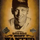 CAL RIPKEN JR. 2000 UPPER DECK MOST WANTED #MW2 BALTIMORE ORIOLES AllstarZsports.com