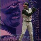 KEN GRIFFEY JR. 2000 UD ULTIMATE VICTORY LASTING IMPRESSIONS #L6 CINCINNATI REDS AllstarZsports.com