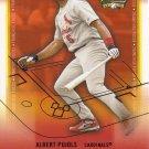 ALBERT PUJOLS 2003 FLEER FOCUS JE FRANCHISE FOCUS #18 FF ST. LOUIS CARDINALS www.AllstarZsports.com