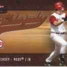 SEAN CASEY 2005 FLEER PLATINUM LUMBERJACKS #14 LJ CINCINNATI REDS www.AllstarZsports.com