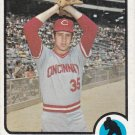 DON GULLET 1973 TOPPS #595 CINCINNATI REDS www.AllstarZsports.com