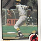 DOCK ELLIS 1973 TOPPS #575 PITTSBURGH PIRATES www.AllstarZsports.com