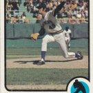 RAY NEWMAN 1973 TOPPS #568 MILWAUKEE BREWERS www.AllstarZsports.com