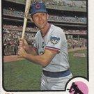 JIM HICKMAN 1973 TOPPS #565 CHICAGO CUBS www.AllstarZsports.com