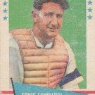 ERNIE LOMBARDI 1961 FLEER #55 NEW YORK GIANTS www.AllstarZsports.com