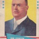 BAN JOHNSON 1961 FLEER #48 LEAGUE PRESIDENT www.AllstarZsports.com