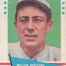 MILLER HUGGINS 1961 FLEER #46 NEW YORK YANKEES www.AllstarZsports.com