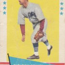BURLEIGH GRIMES 1961 FLEER #37 NEW YORK YANKEES www.AllstarZsports.com