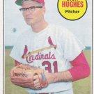 DICK HUGHS 1969 TOPPS #39 ST. LOUIS CARDINALS www.AllstarZsports.com