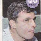 MILT PAPPAS 1969 TOPPS #79 ATLANTA BRAVES www.AllstarZsports.com