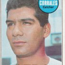 PAT CORRALES 1969 TOPPS #382 CINCINNATI REDS www.AllstarZsports.com