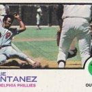WILLIE MONTANEZ 1973 TOPPS #97 PHILADELPHIA PHILLIES www.AllstarZsports.com