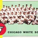 CHICAGO WHITE SOX 1963 TOPPS #288 TEAM CARD www.AllstarZsports.com