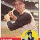 HAYWOOD SULLIVAN 1963 TOPPS #359 KANSAS CITY ATHLETICS www.AllstarZsports.com
