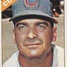 BOB BUHL 1966 TOPPS #185 CHICAGO CUBS www.AllstarZsports.com