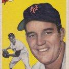 BOB HOFMAN 1954 TOPPS #99 NEW YORK GIANTS www.AllstarZsports.com