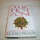 The Hot Zone Richard Preston HB