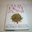 The Hot Zone Richard Preston HB