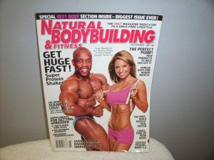 Natural Bodybuilding & Fitness November 2007
