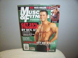 Muscle Fitness September 2007