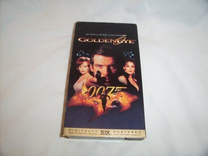 GoldenEye (1995) VHS