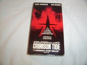 Crimson Tide (1995) VHS