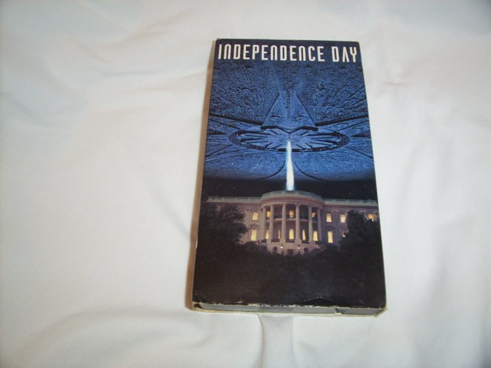 Independence Day (1996) VHS