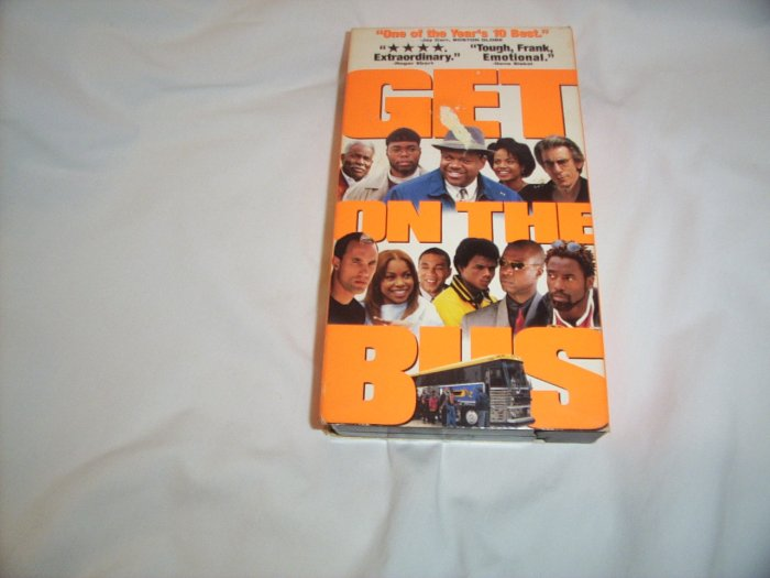 Get on the Bus (1996) VHS