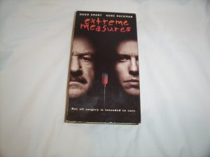 Extreme Measures (1996) VHS