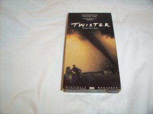 Twister (1996) VHS
