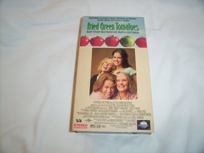 Fried Green Tomatoes (1991) VHS