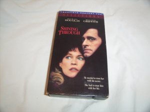 Shining Through (1992) VHS