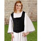 Noble Bodice – Black, Medium