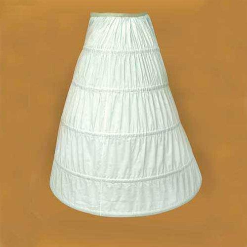 Farthingale Hoop Underskirt Renaissance Undergarment - L/XL