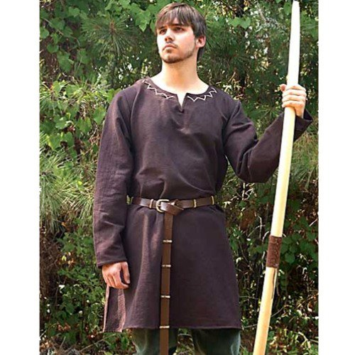 Huntingdon Medieval Brown Under Tunic � S/M